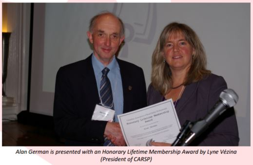 Lifetime Achievement Award Presentation